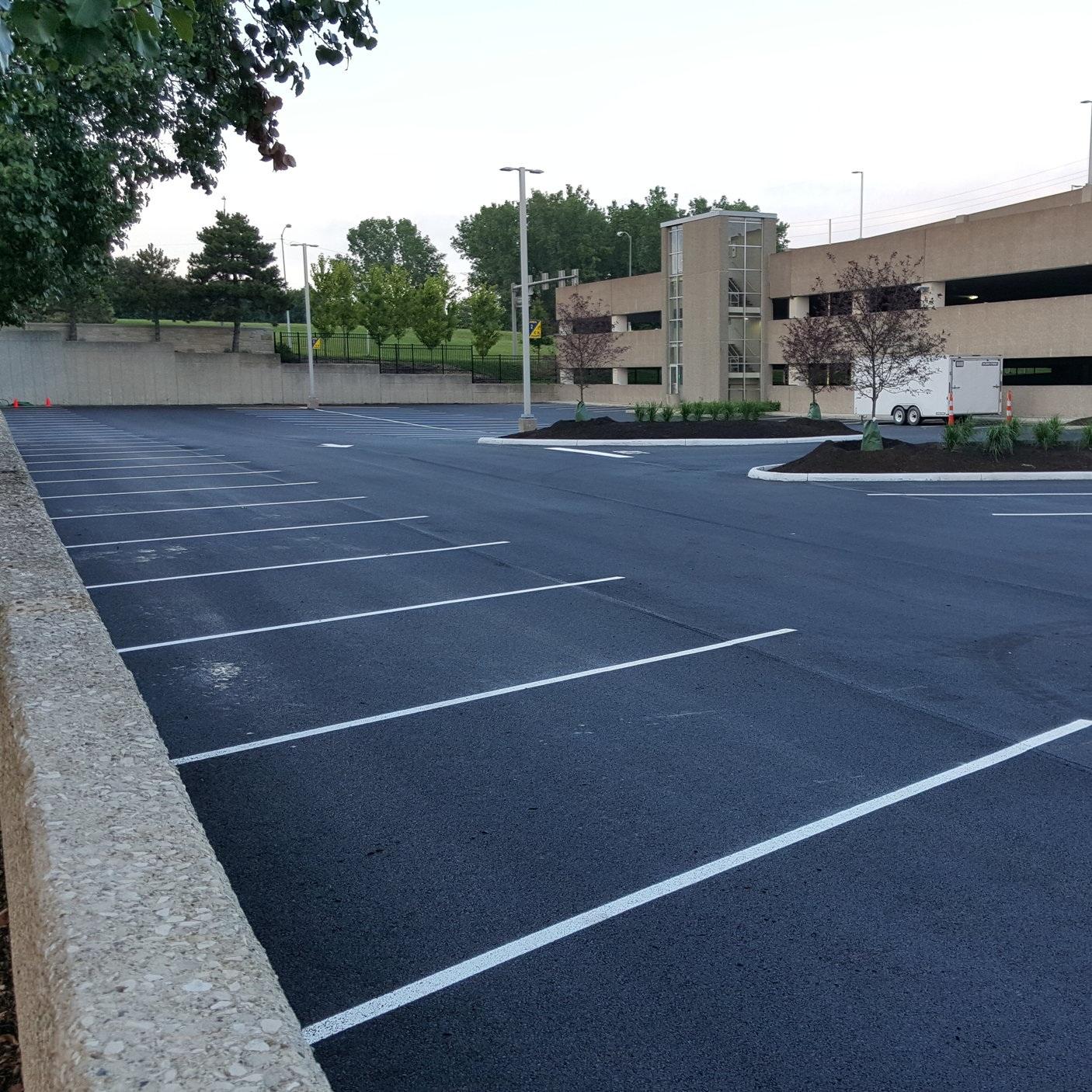 UT Parking Lot 2 Reconstruction -