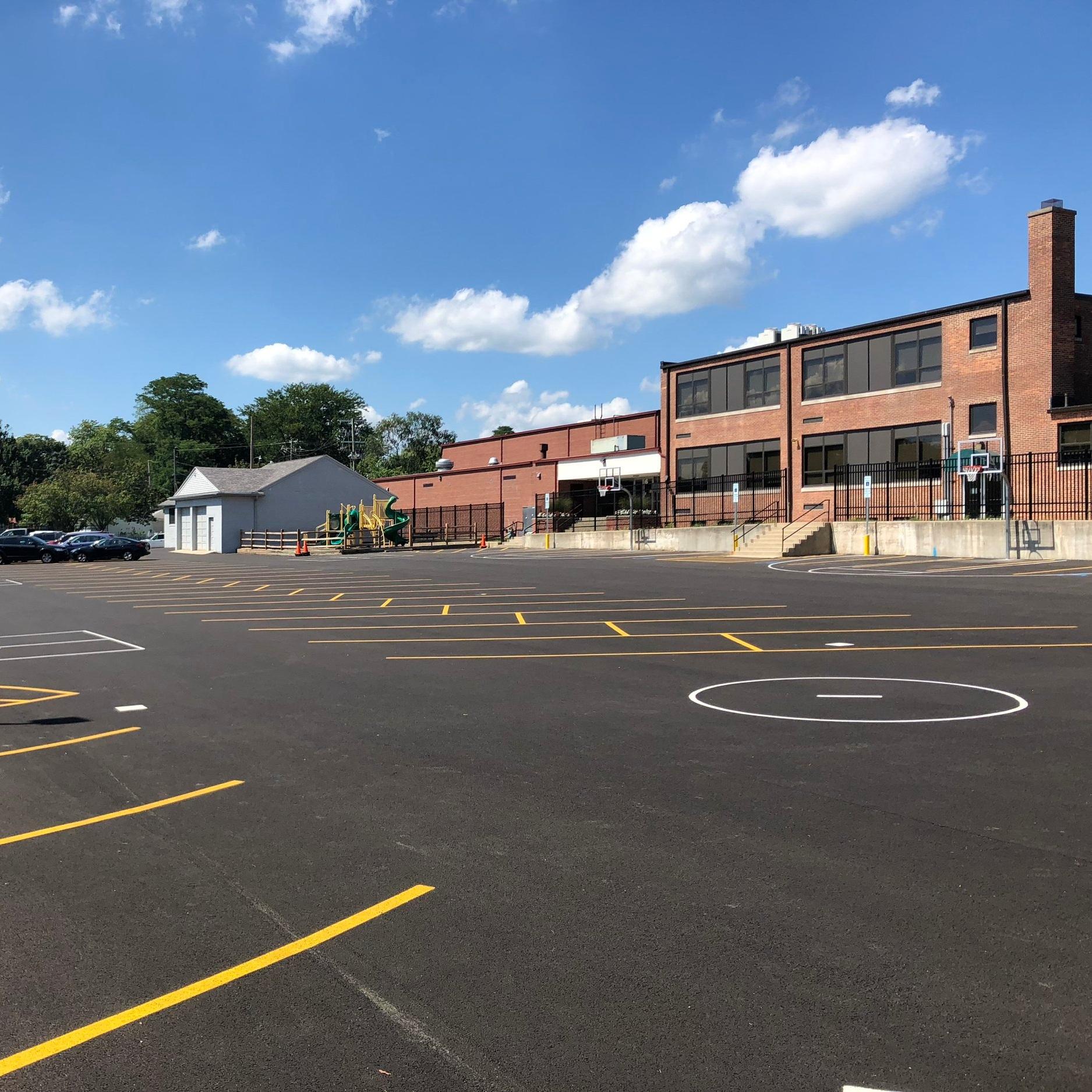 St. Joe's Parking Lot Renovation -