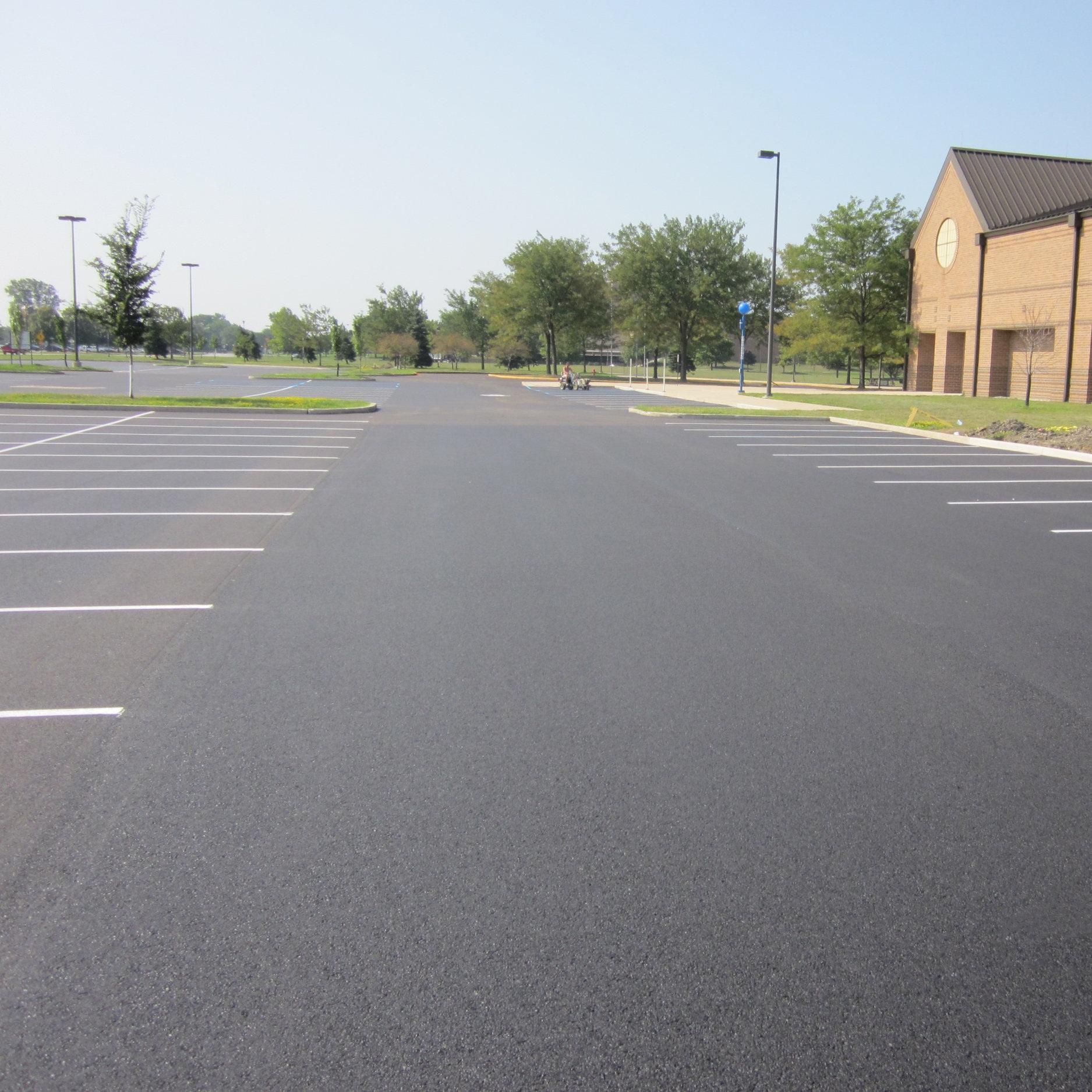 BGSU Parking Lot Improvements -