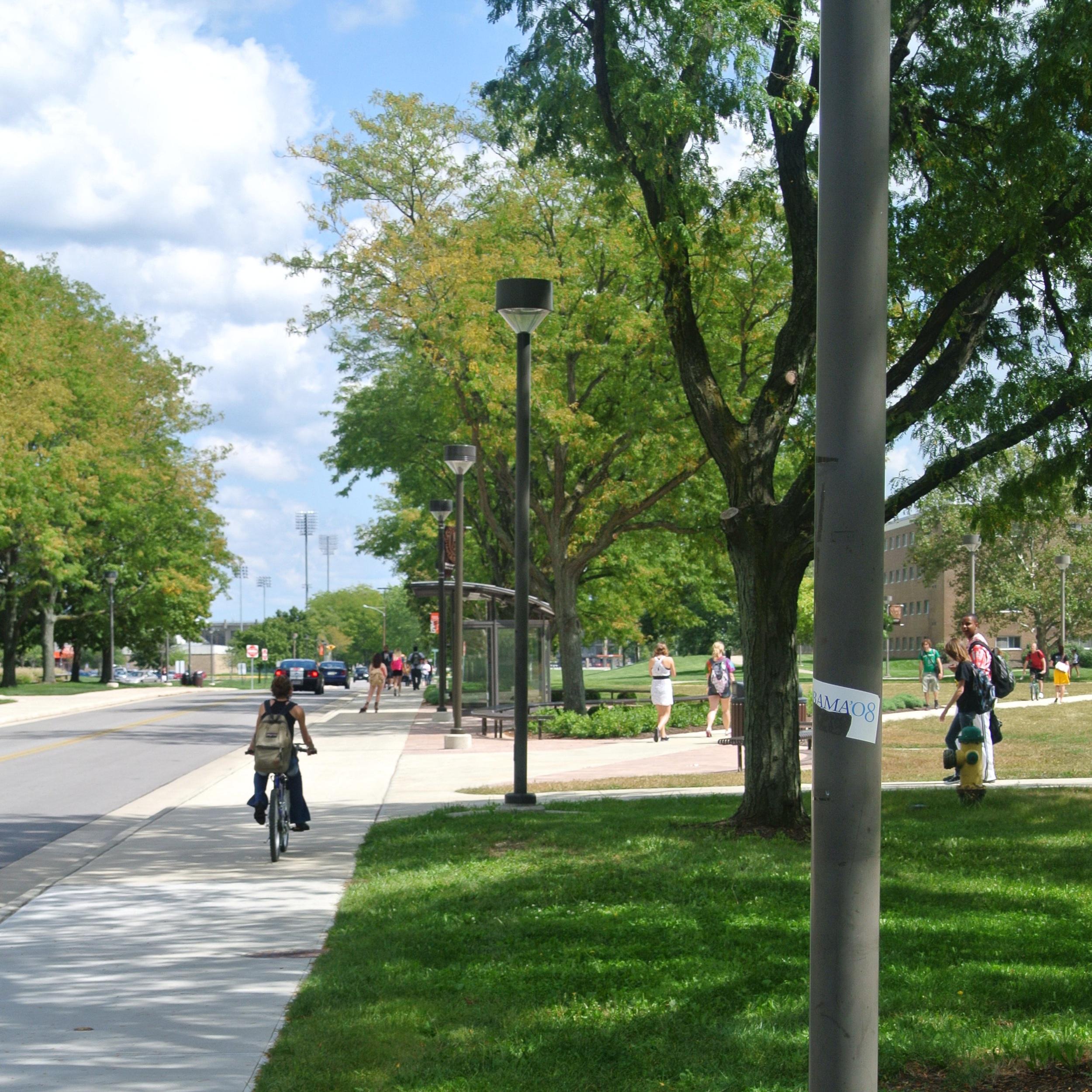 BGSU Ridge/Willard Streets Roadway Lighting -