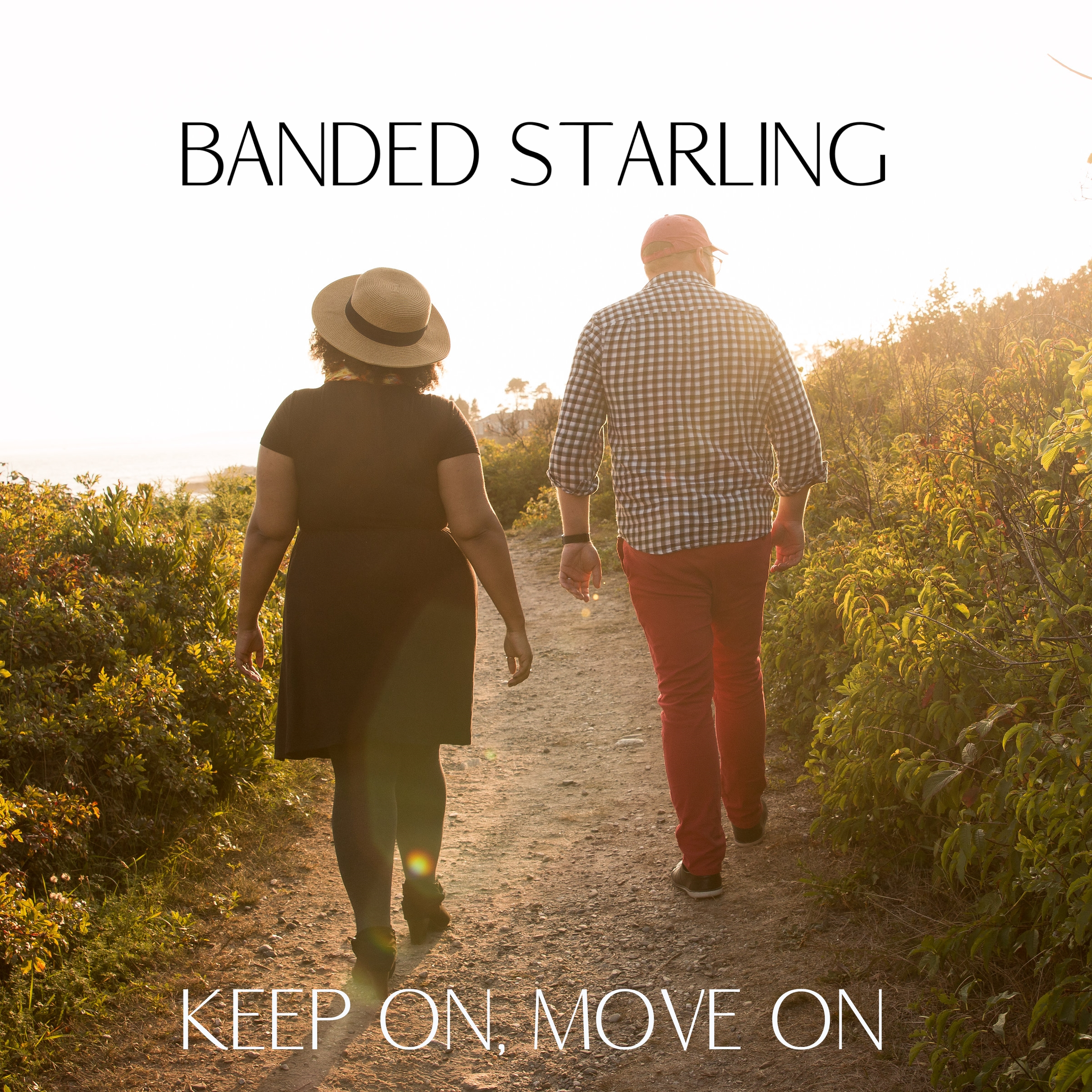 Keep on Move on - Banded Starling's first professionally produced album released November 2018