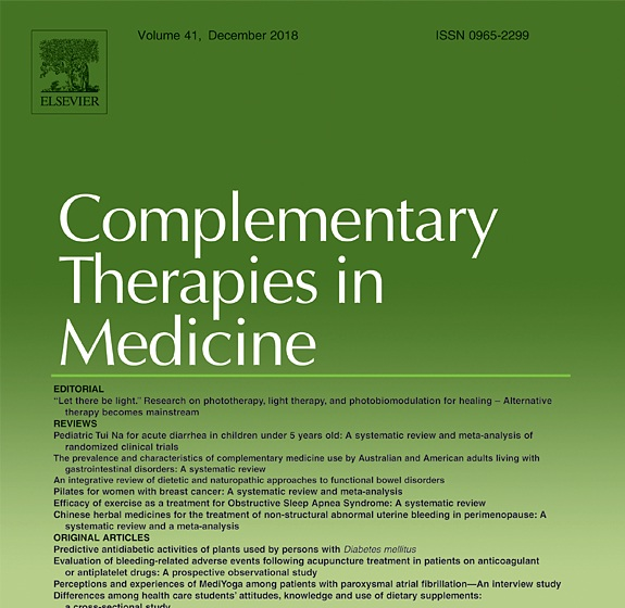 Yoga's Effect on Falls in Rural, Older Adults - Irene Hamrick (a), Paul Mross (b), Nate Christopher (b), Paul D. Smith (a)Complementary Therapies in MedicineVolume 35, December 2017, Pages 57-63BACKGROUND: Unintentional falls affect 30% of people over age 65 years. Yoga has been shown to improve balance. We designed this study to examine if yoga reduces falls.