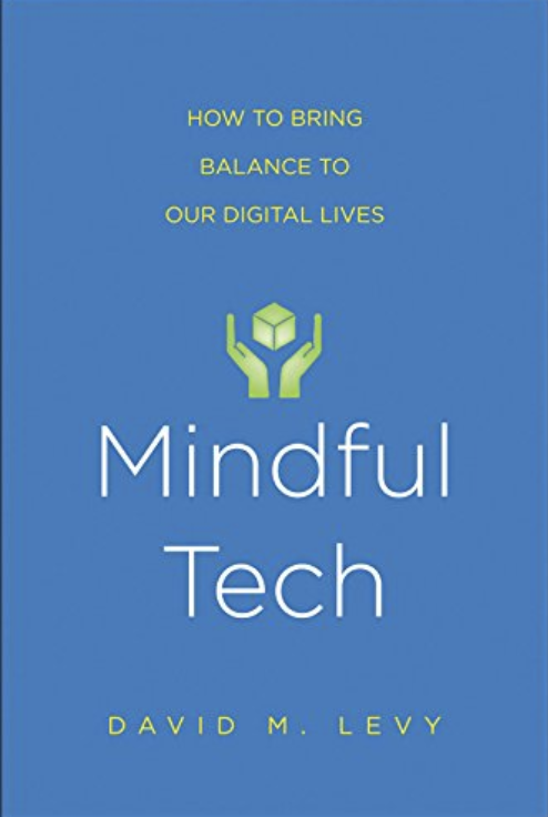 """David M. Levy, who has lived his life between the """"fast world"""" of high tech and the """"slow world"""" of contemplation, offers a welcome guide to being more relaxed, attentive, and emotionally balanced, and more effective, while online. In a series of exercises carefully designed to help readers observe and reflect on their own use, Levy has readers watch themselves closely while emailing and while multitasking, and also to experiment with unplugging for a specified period. Never prescriptive, the book opens up new avenues for self-inquiry and will allow readers—in the workplace, in the classroom, and in the privacy of their homes—to make meaningful and powerful changes. -"""