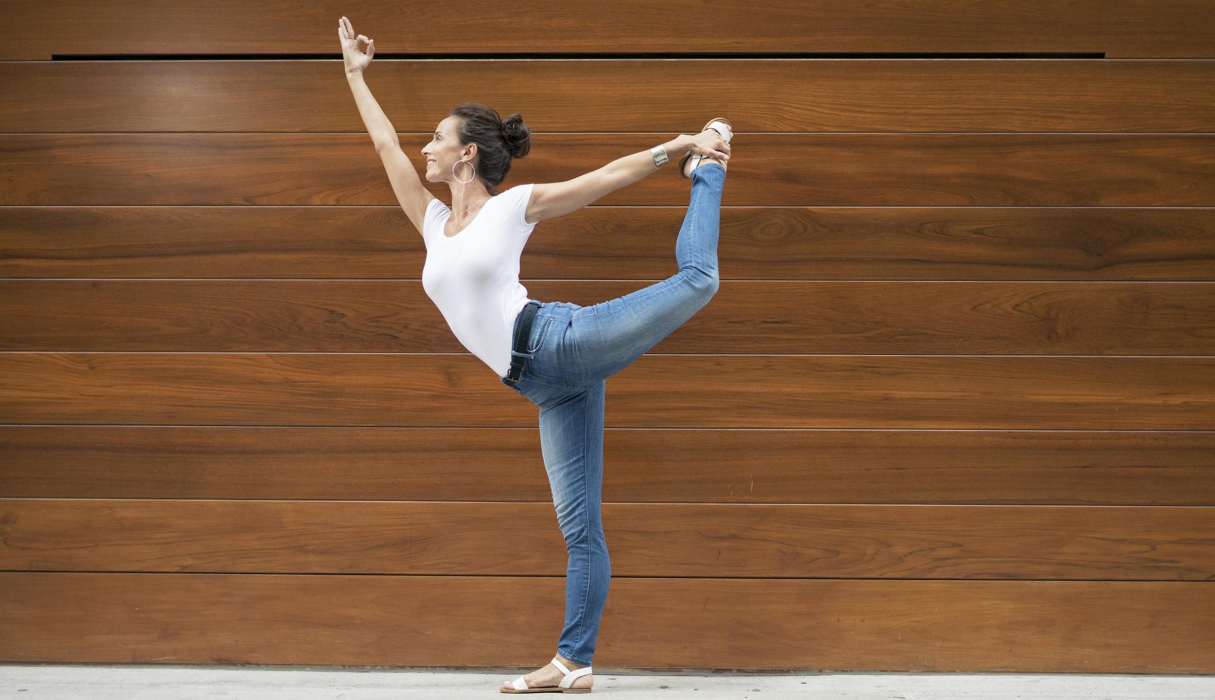 Private Yoga Instruction in Manhattan