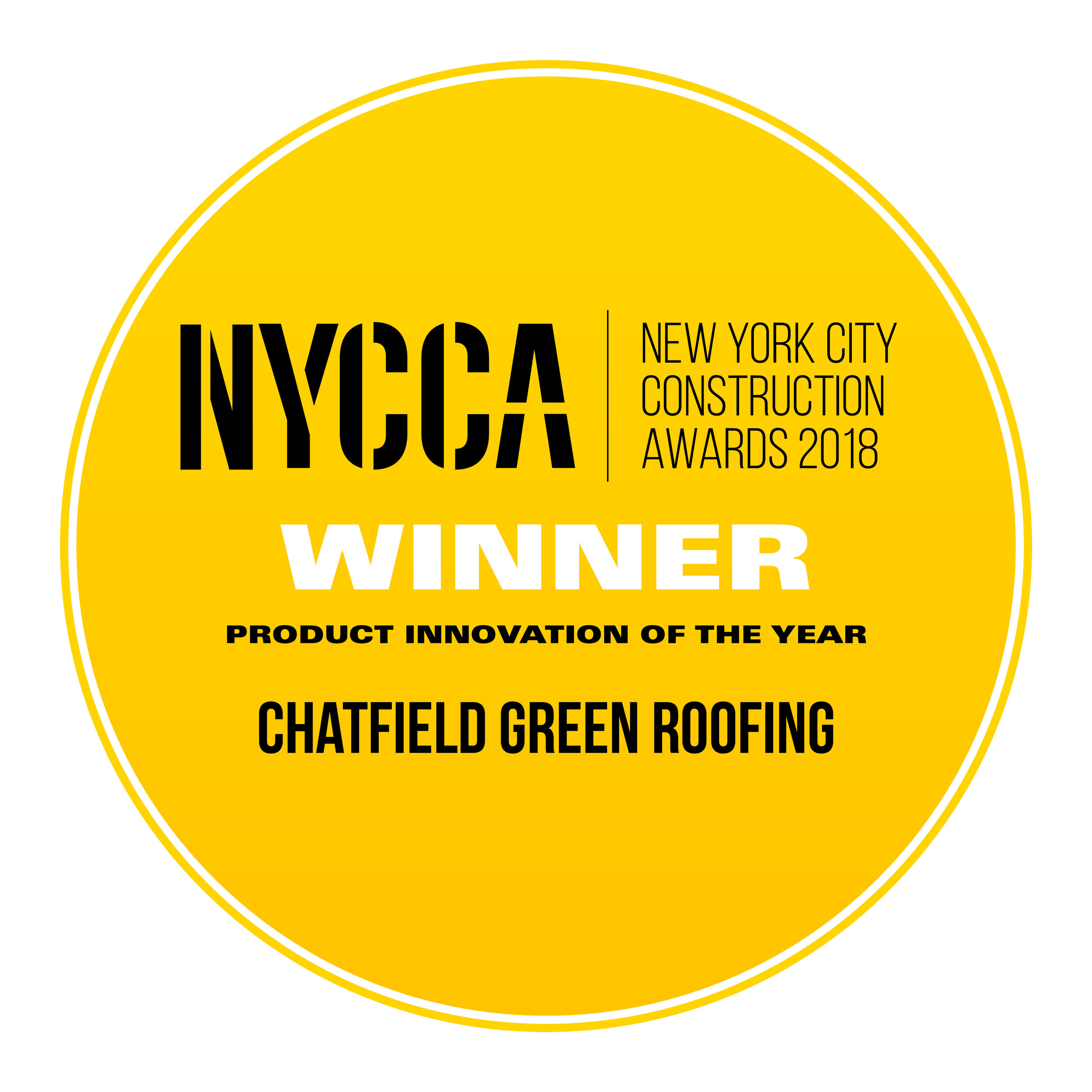 Chatfield Green Roofing - Product Innovation of the Year
