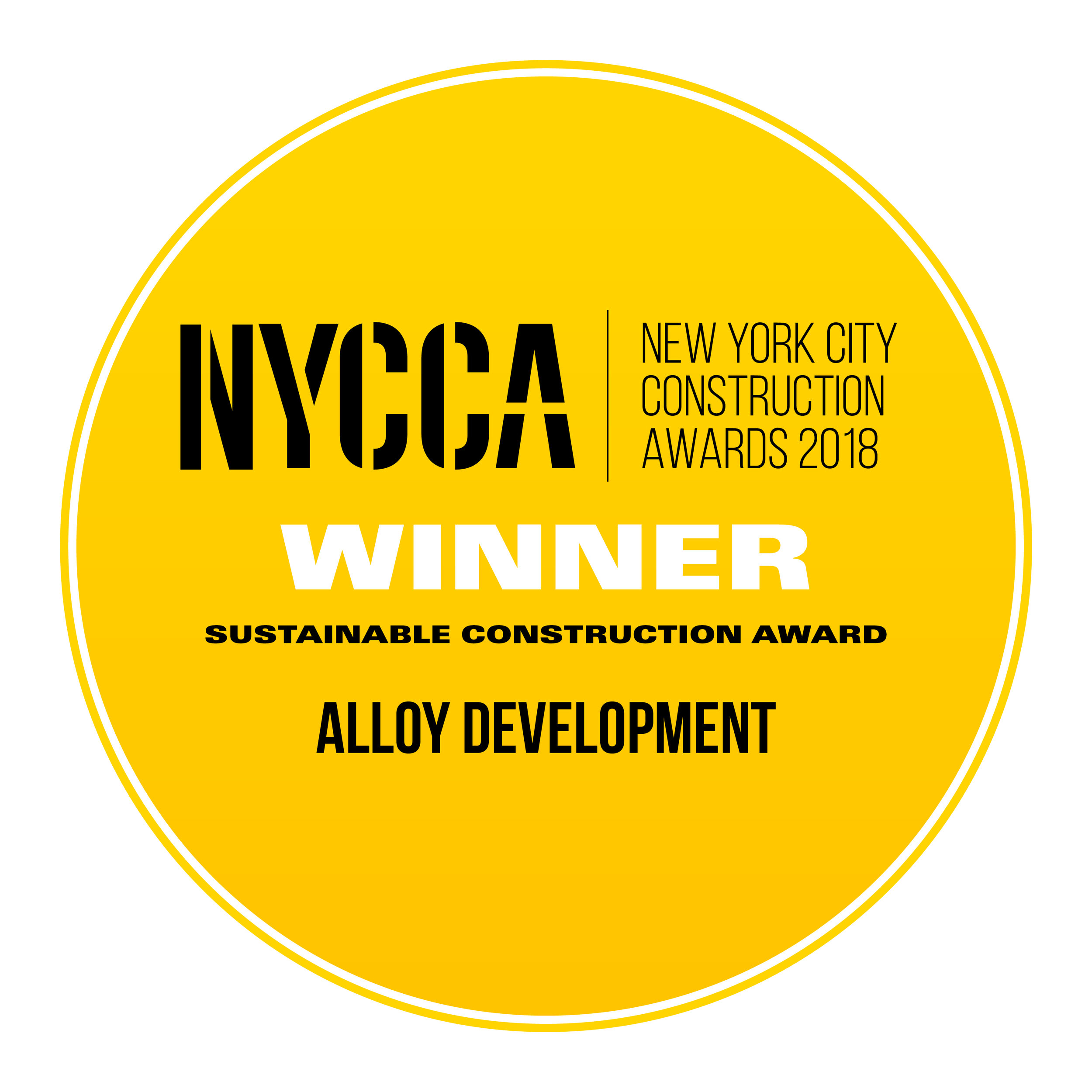 Alloy Development - Sustainable Construction Award
