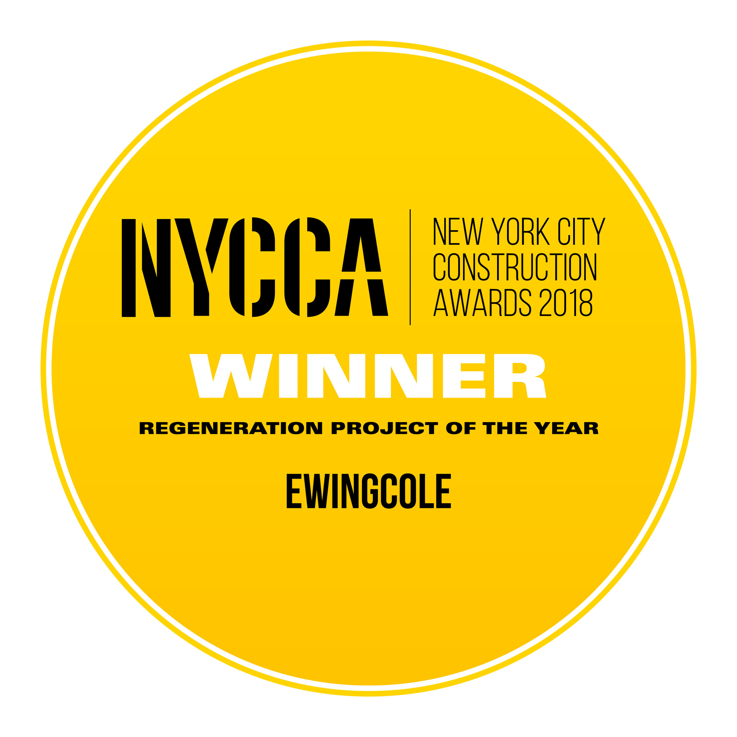 EwingCole - Regeneration Project of the Year