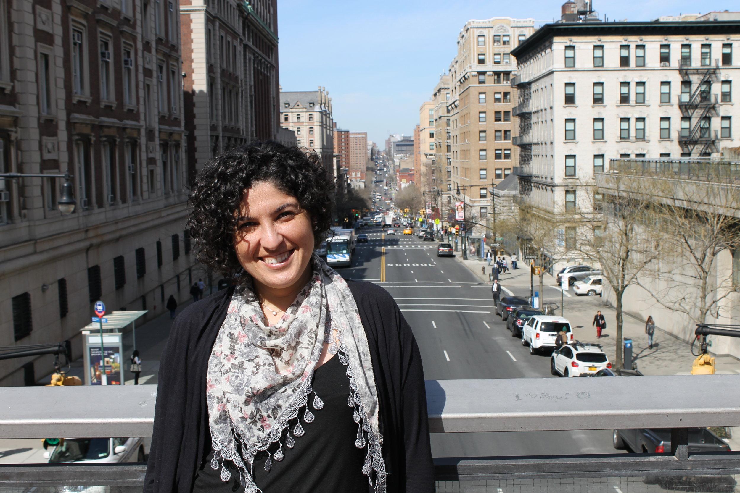 Fernanda Rosa is a PhD student in Communication at American University.