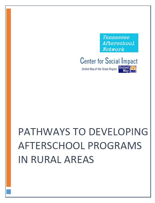 Resource for rural programming. -