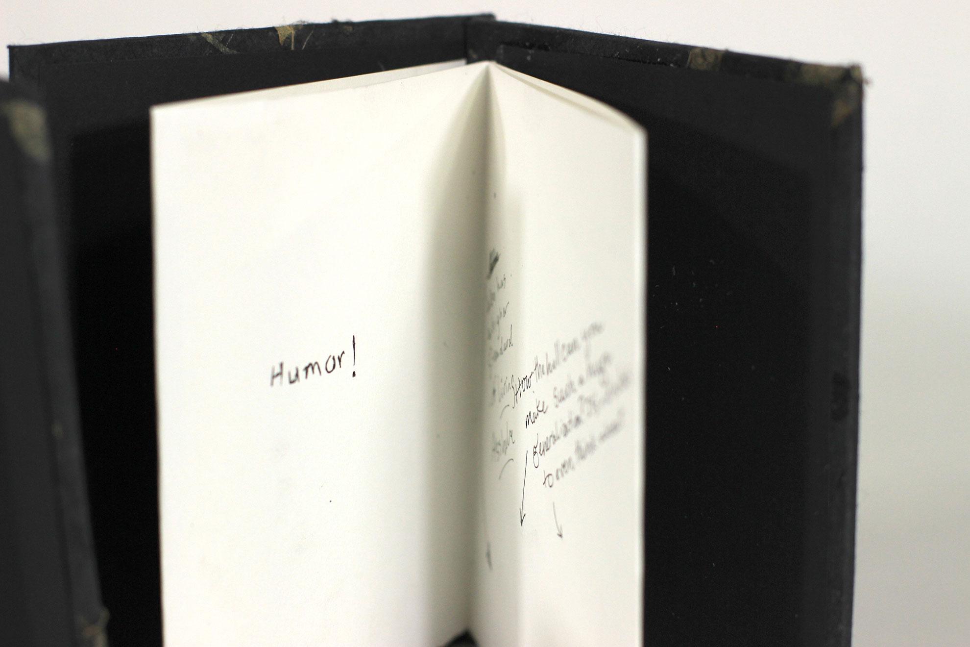 Brooks K Eisenbise, Ann Arbor, Walking Tour, Four books, Ink, Linocut, 2018, $50/ea,