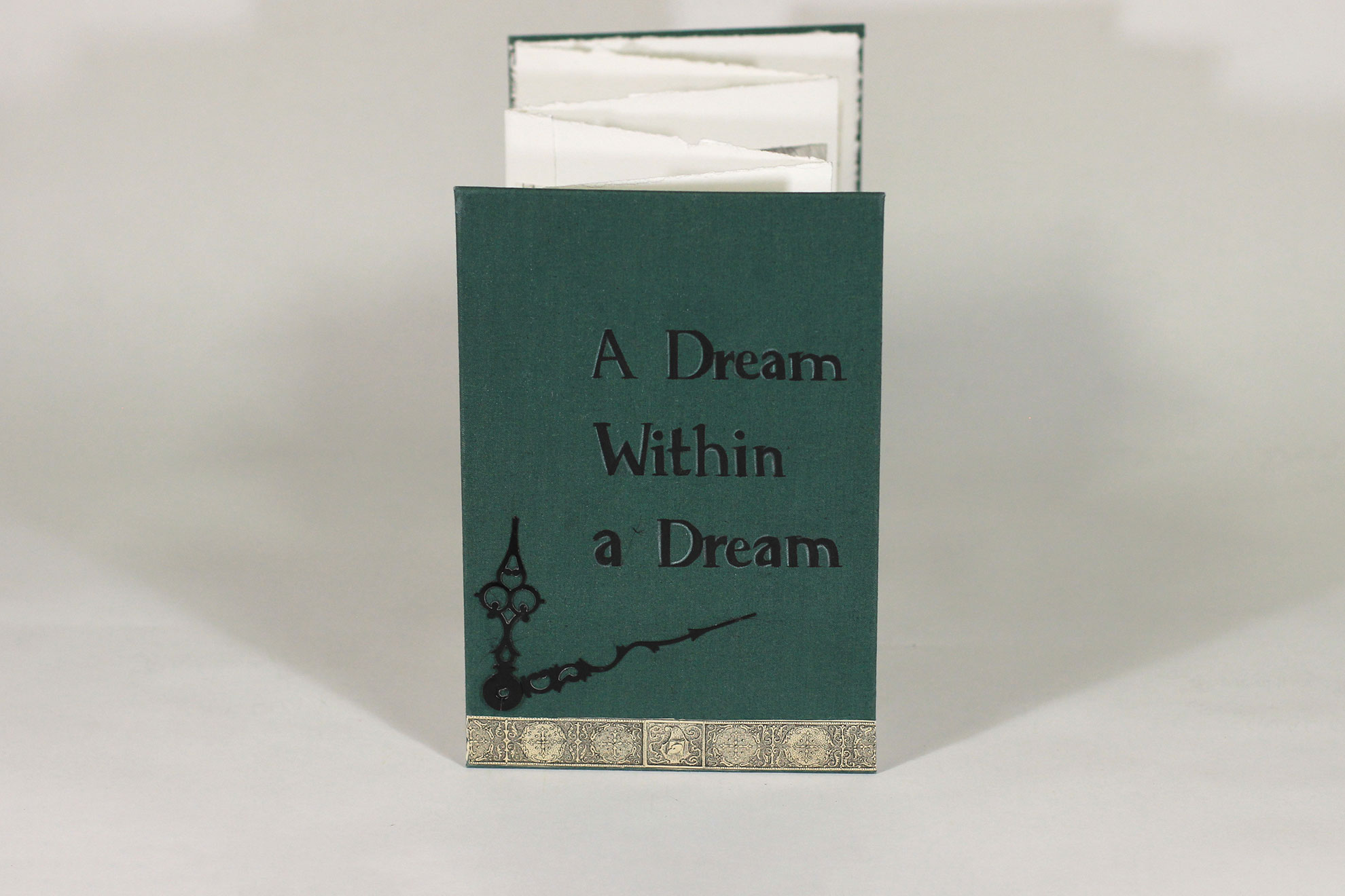 Megan Forster, A Dream Within a Dream, Mixed Media, 2018, NFS, Kalamazoo, MI