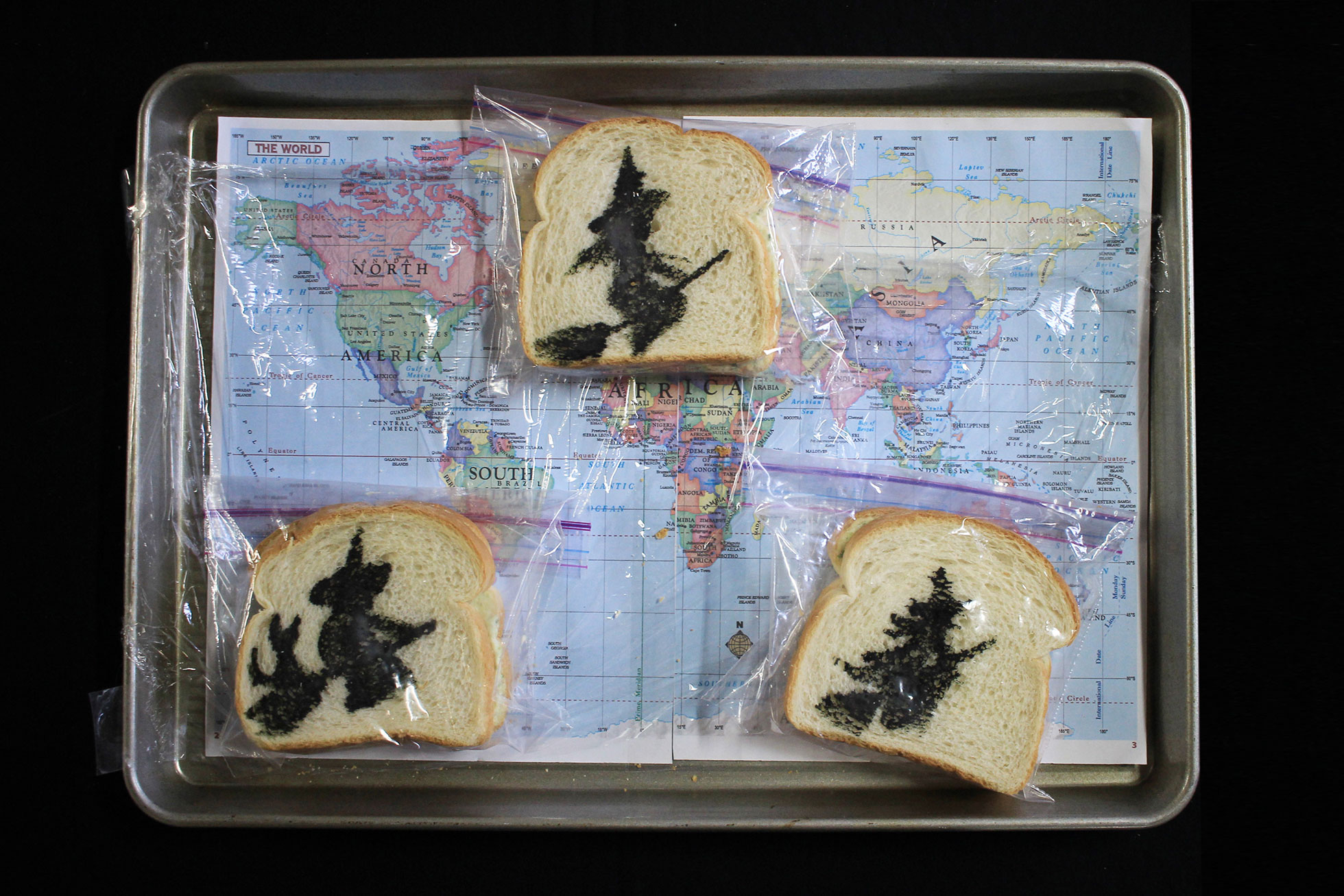 "Jessica Kirkland, ""Sandwichs Abroad"""