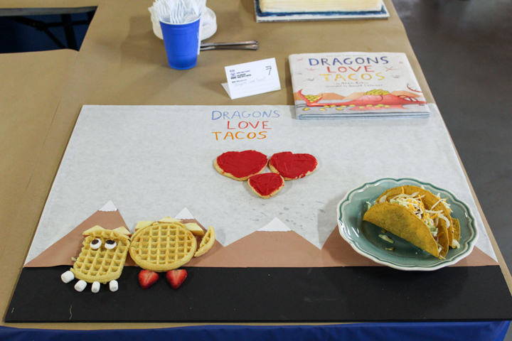 """""""Dragons Love Tacos"""" by Lilian Offringa"""