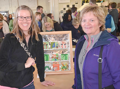 """1st Runner Up: """"The Giving Tree, Pippi Longstocking and more"""" by Kim Yager"""