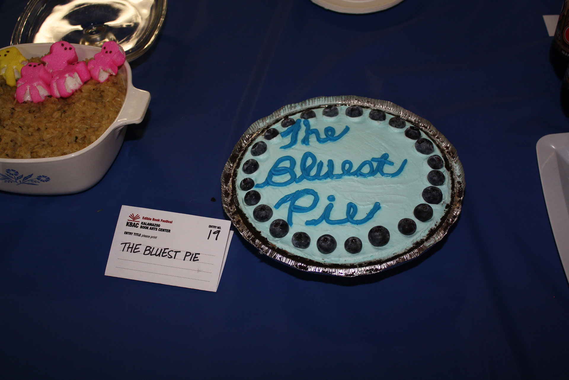 The Bluest Pie, by Lauren Hoepner
