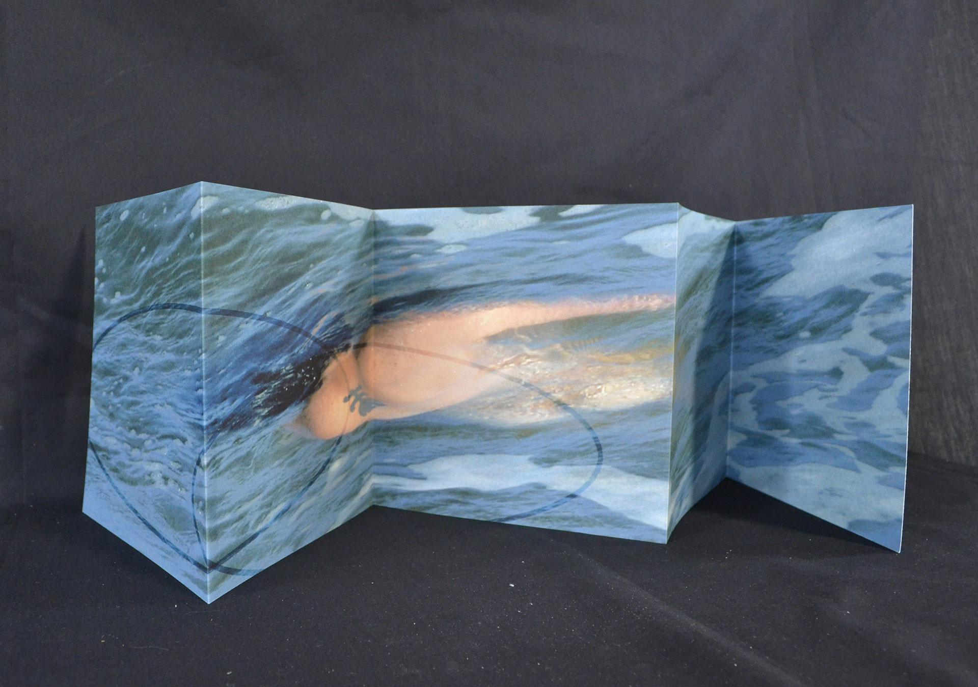 "Patricia Villalobos Echeverria, ""convergencia (convergence),"" Digital Print, 2008"