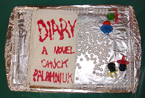 """Diary: a Novel,"" Crystal Shaulis"