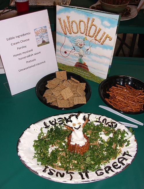 """Isn't it Great Woolbur,"" Gloria Tiller of Kazoo Books"