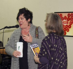 Lori Moore announces winning entries