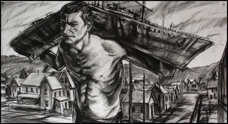 McKaig, Saints Never Surrender III, preliminary design