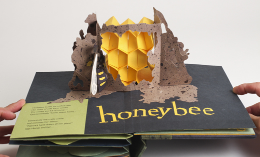 """Honeybee from """"Beyond the 6th Extinction"""""""