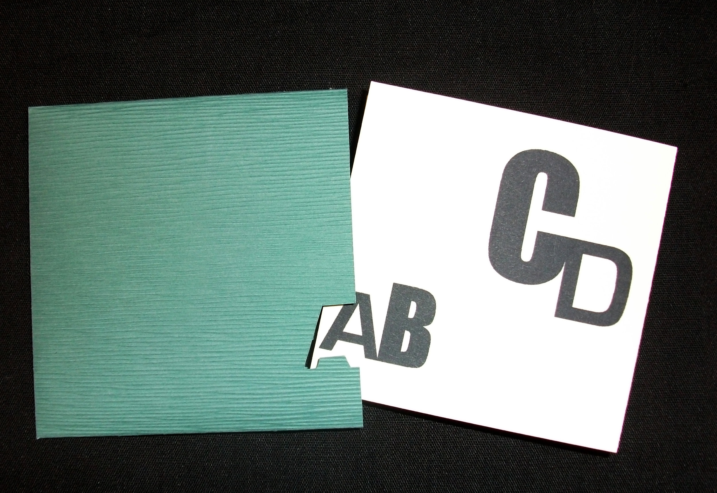 Elemenopee, Peter Bushell, Digital Print and Die cut Paper, Illinois, 2011