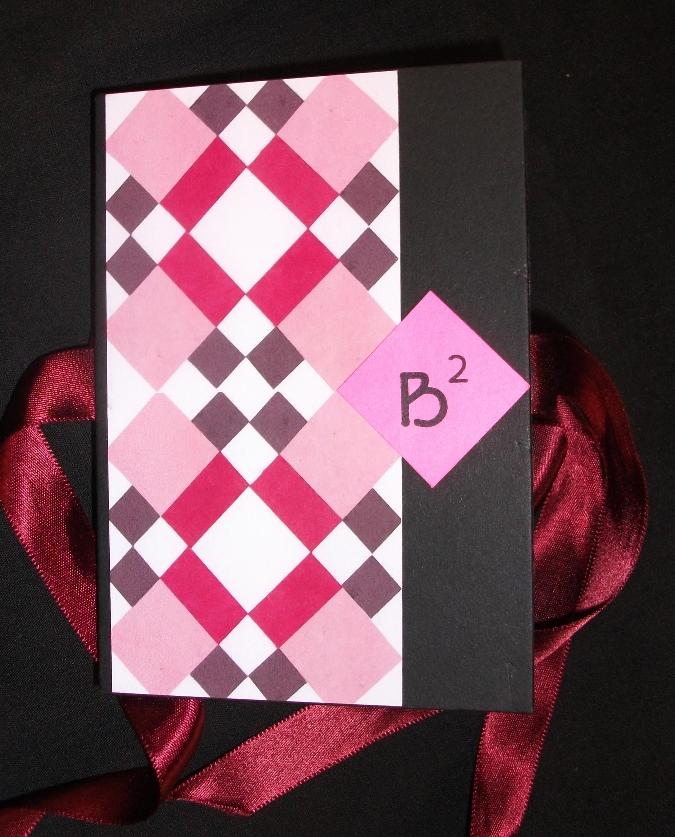B2, Karen Hohler, Handmade book, Massachusetts, 2011
