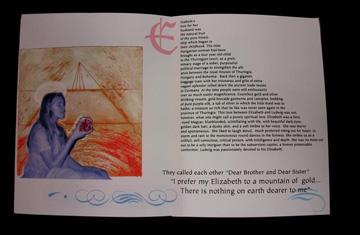 Sniedze Rungis, Saint Elizabeth, Giclee Prints, 2009
