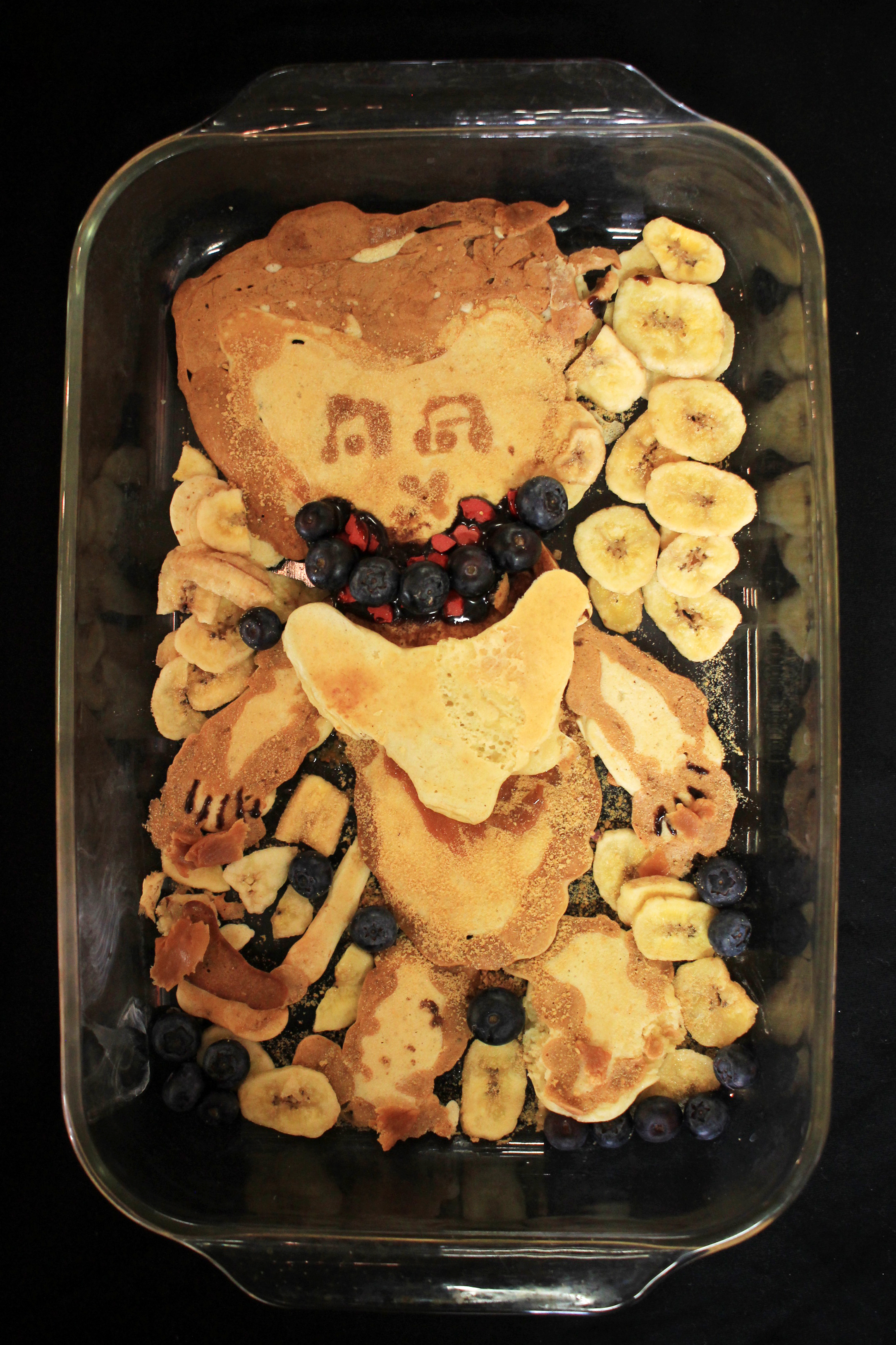 """Curious George Is Made of Pancakes"" by Anise K. Strong-Morse"