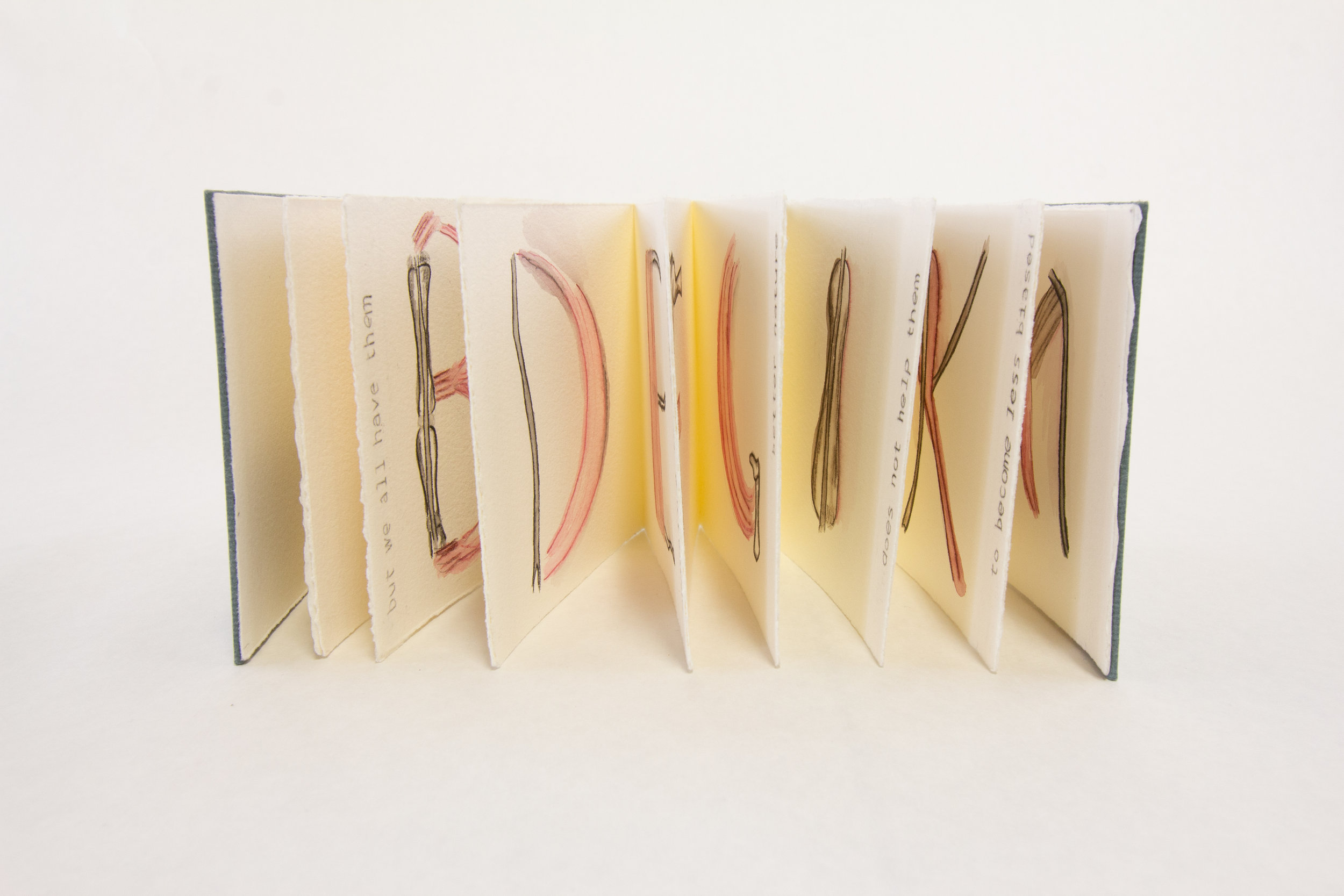"Sarah Rodriguez, ""Buried Deep,"" Ink and pencil on paper, 2018, $40, Murfreesboro, TN"