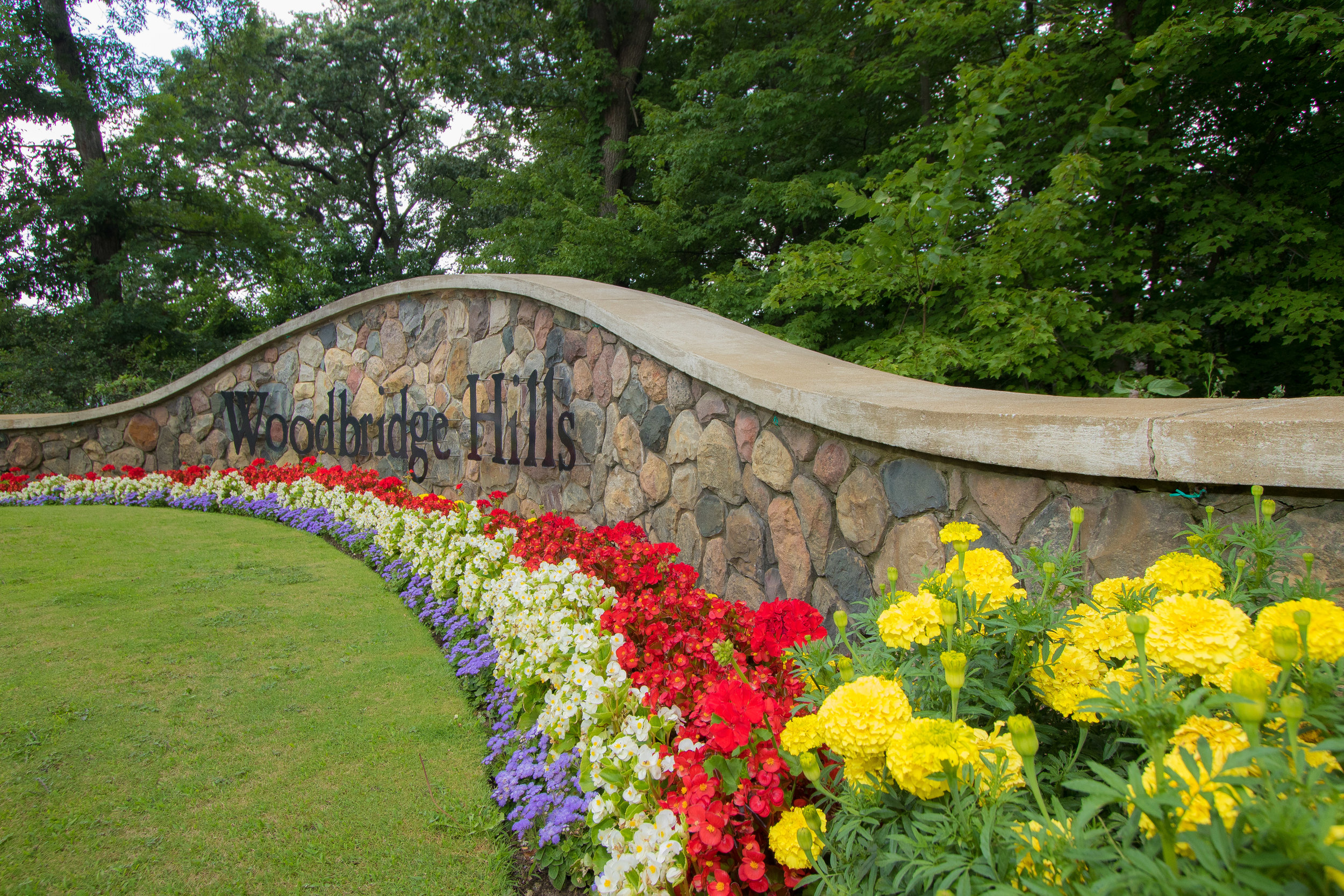 Woodbridge Hills, one of AVB's 1st development projects, opened in 1979.