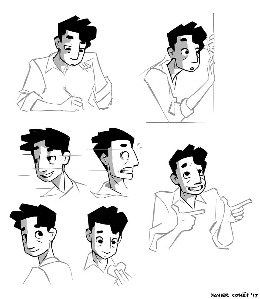 Ben (expressions)   09/2017