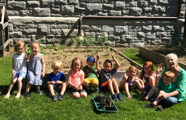Gardening with Ms.Robin  Hotchkiss Library, Sharon, CT