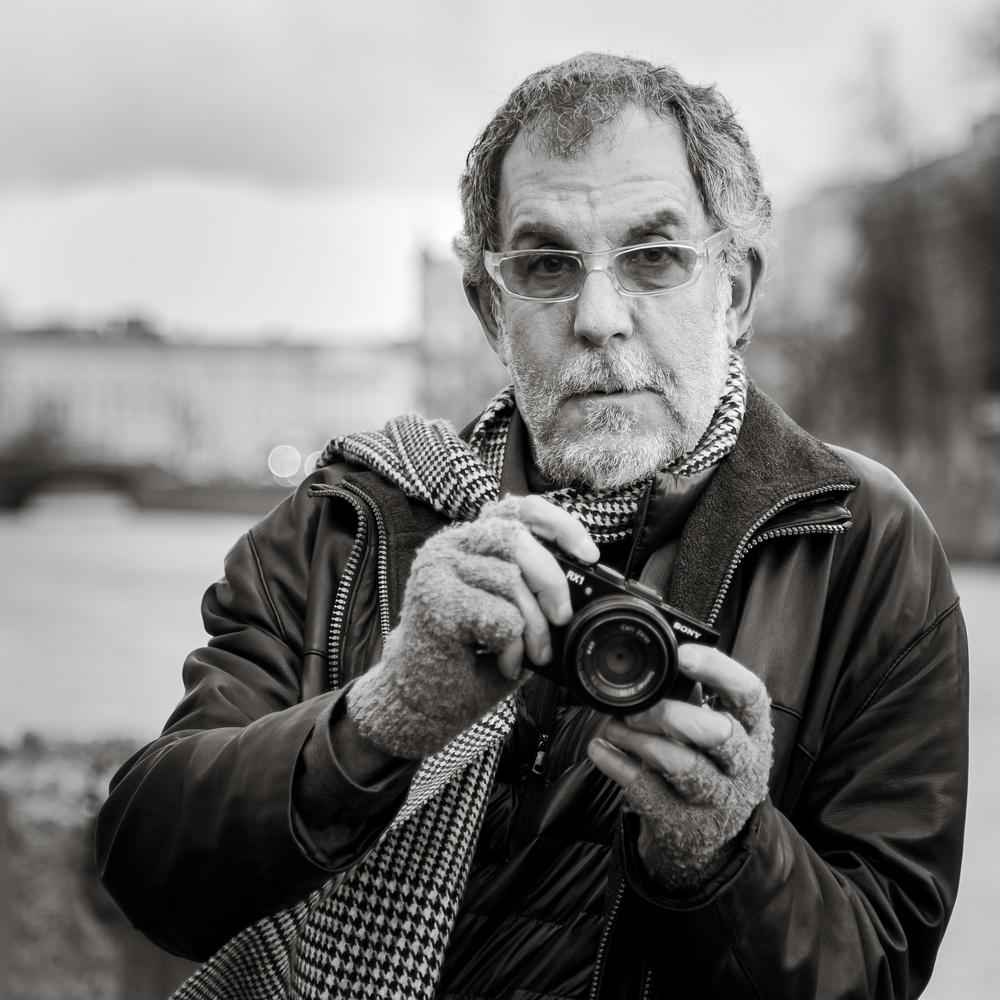 Robert Whitman - Photographer