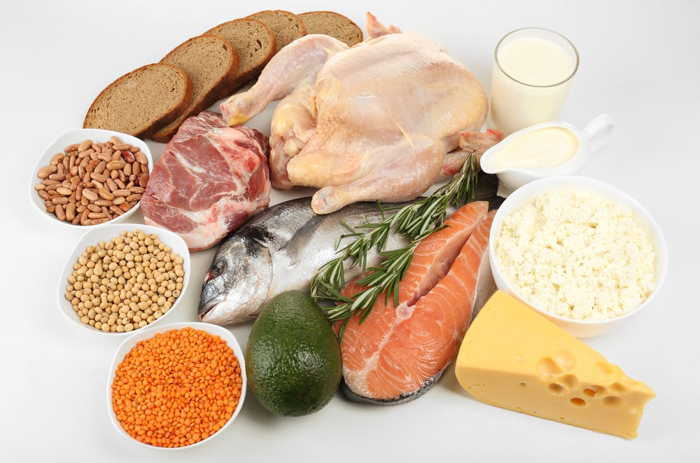 Sources of natural protein
