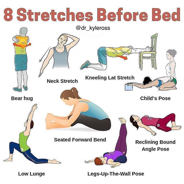 😴🛌 Do you stretch before bed?? 🛌😴 - A 2016 review of multiple studies found a link between meditative movements, such as tai chi and yoga, and improved sleep quality. -blade discomfort or pain that's caused by poor posture, bursitis, or frozen shoulder. . . ✅ Be sure to follow @dr_kyleross . . ✅ http://www.rosschiropractic.me . ---------------------------- .  #physiotherapy #physiotherapist #chiropractor #chiropractic  #physicaltherapy #physicaltherapist #osteopathy #massage #massagetherapy #massagetherapist #sportsmassage #manualtherapy #spinalmanipulation #adjustment #sportsinjury #spine #backpain  #neckpain #functionalmovement #doctorsofinstagram #chicago #chicagobears #chitown #crosstownfitness #xsport #chicagoathleticclub #feelgood #crossfitdefined #quadsgym