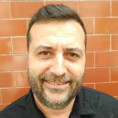 Hélder Pereira, 43 anos - Fundador da Escola de Astrologia Hermética