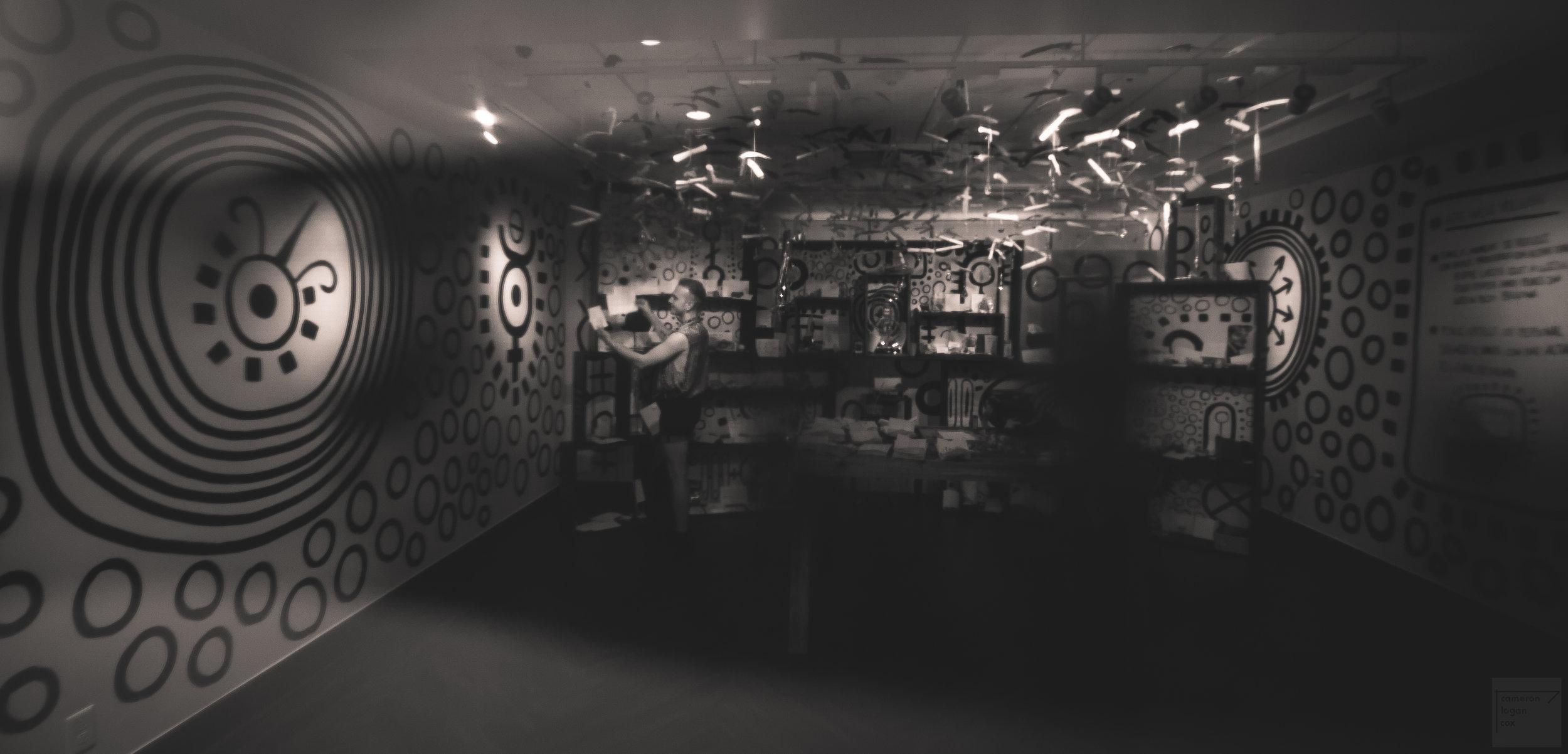 ryan wilks kansas city artist artists inc midwest arts alliance painting here where you wish ari fish sean prudden tim harte dungeon master (8 of 57).jpg