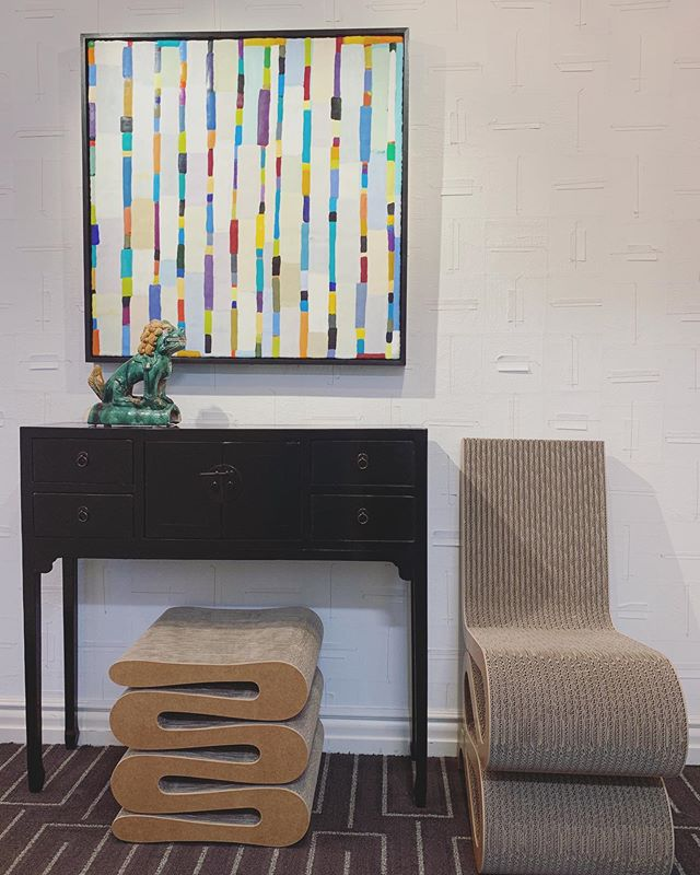 Welcome to Engler Studio!  Artist: Kathleen Waterloo, a personal fave!  @circagallery_mn @pagodared