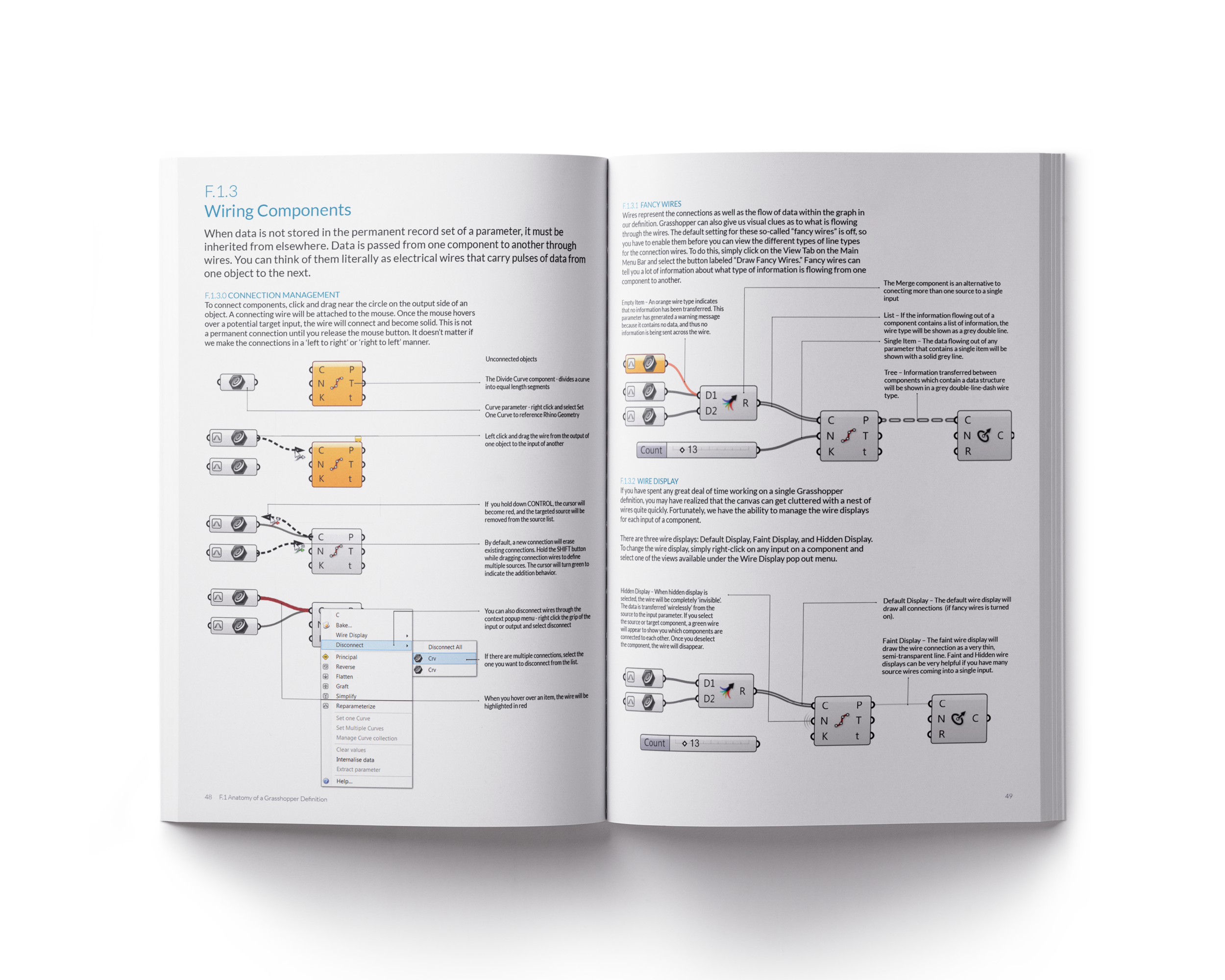 Grasshopper Primer, 3rd Ed. - An introduction to visual programming with Rhino3D and Grasshopper.