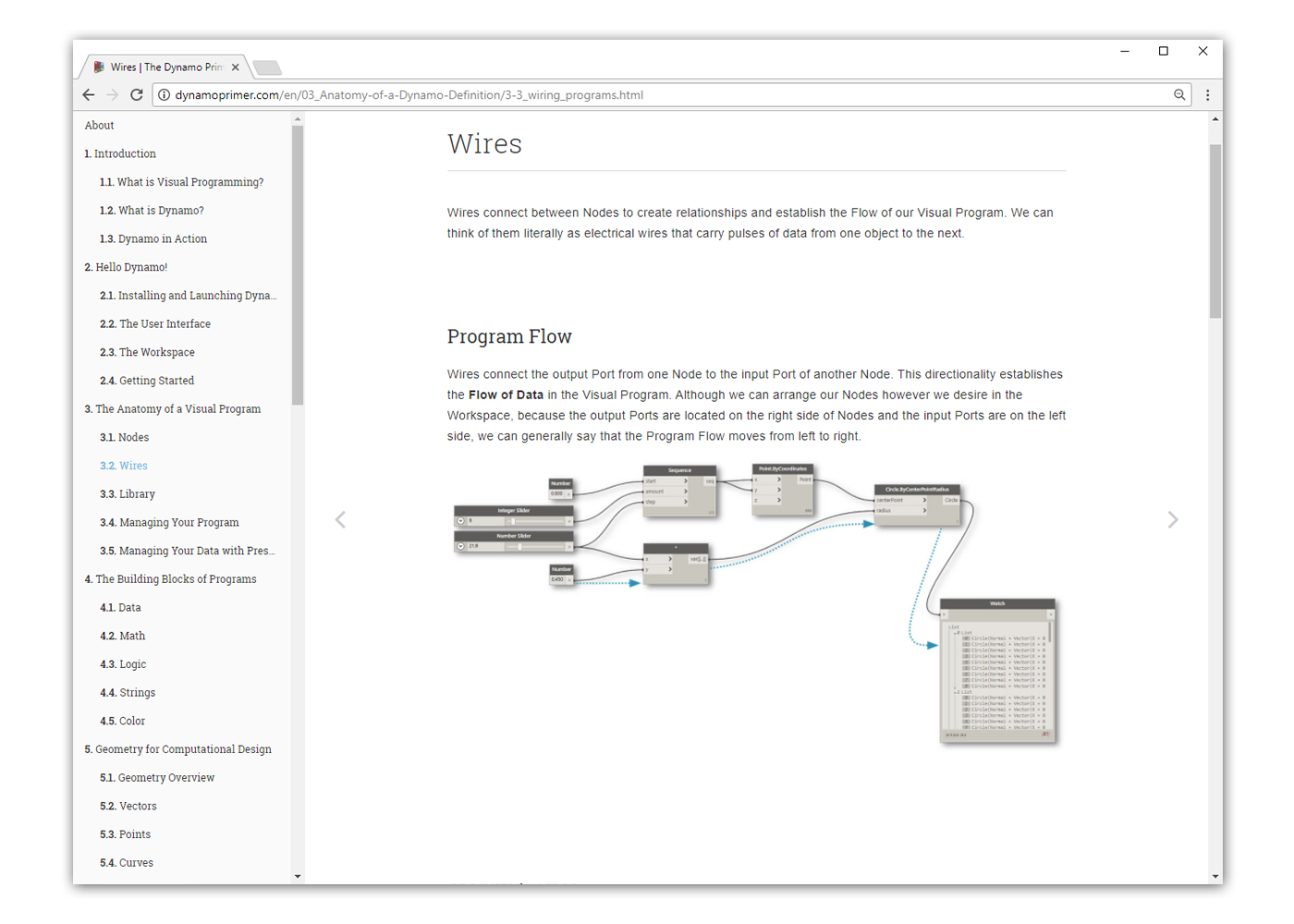 Dynamo Primer, 1st Ed. - An introduction to visual programming with Autodesk Dynamo.