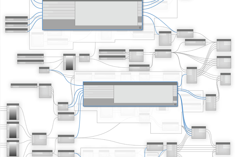 DYNAMO FOUNDATIONS FOR INDUSTRIAL DESIGN - Our Dynamo Level 1 class introduces visual programming workflows in an open-source, stand-alone, application that connects across multiple Autodesk software products.For more info, contact us.