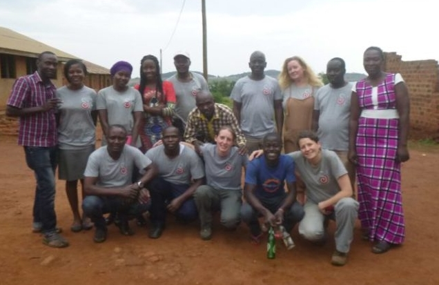 Storing stool - Lauren's story focuses on schistosomiasis and some of the research we are carrying out in Uganda to understand how to improve drug treatment success and reduce disease transmission. Full article.