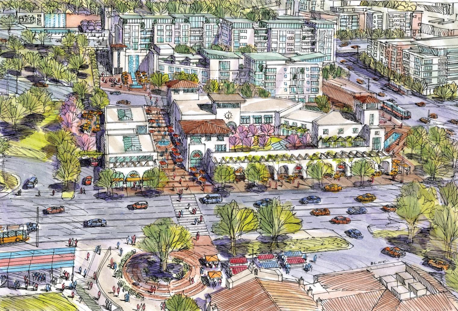 County of Los Angeles - LA Plaza de Cultura Village