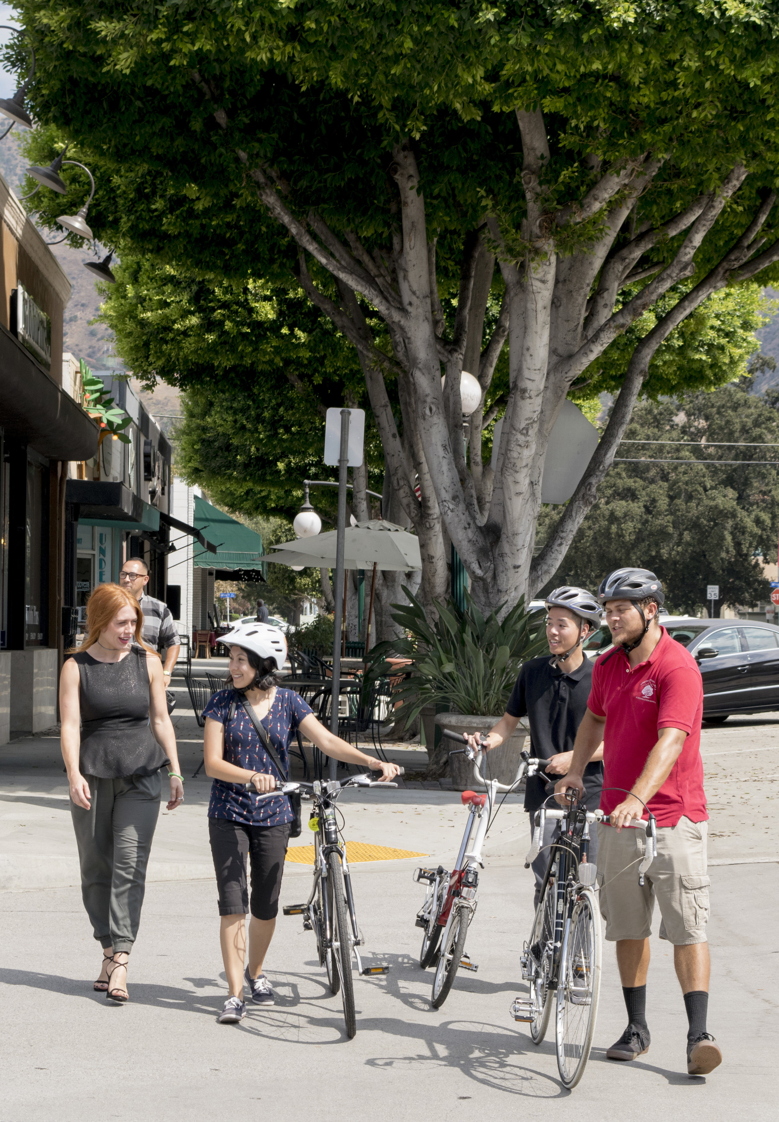 LA Metro#Bicycle Friendly Business#District Implementation Manual