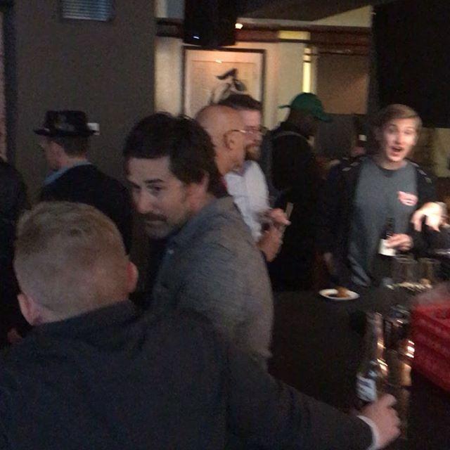 Night 3 of Boston Cannabis Week is underway at Shojo #IndustryMix #BostonCannabisWeek