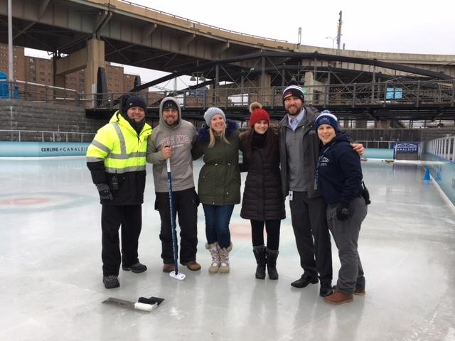 Curling - Crew...
