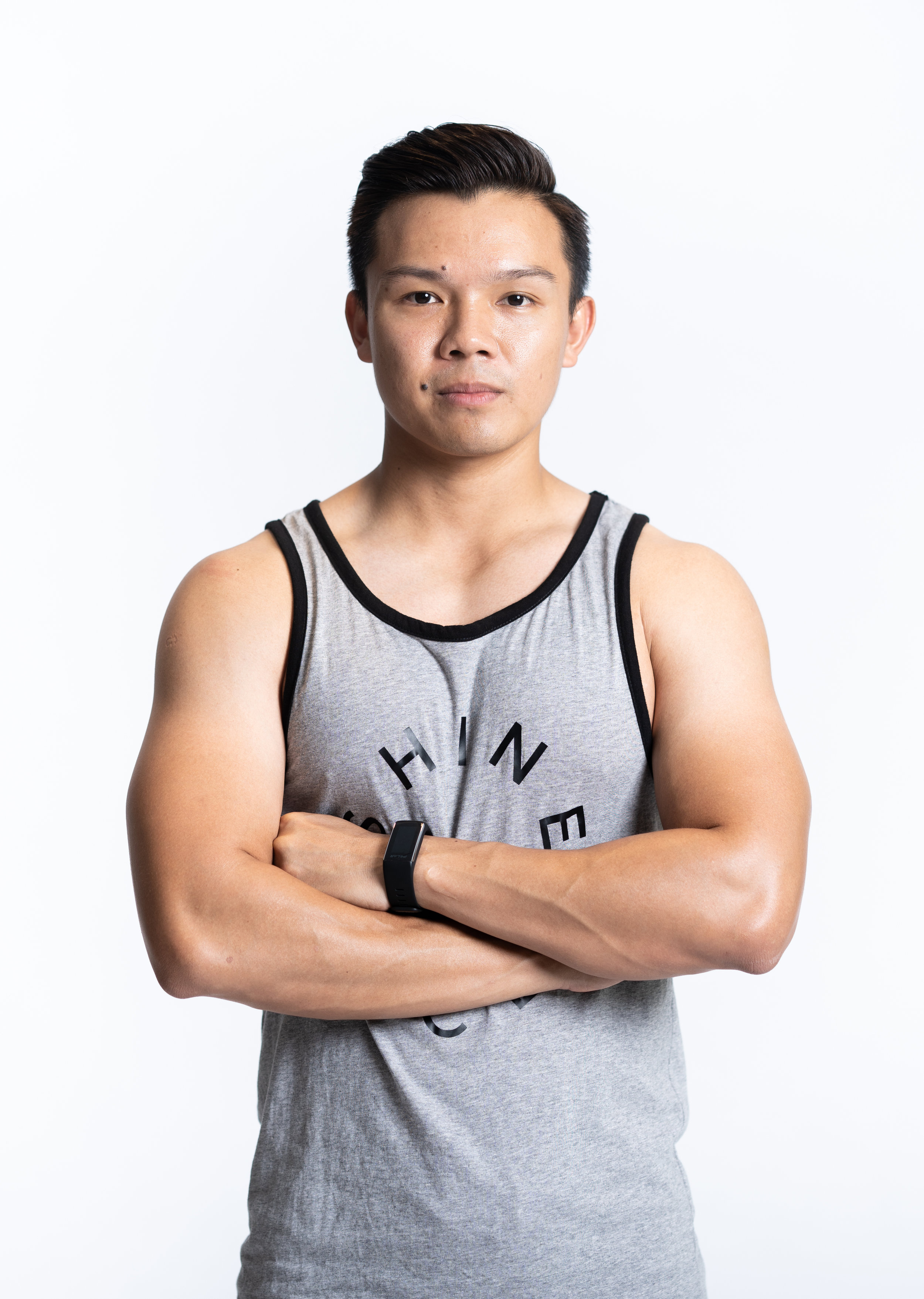 kAI - A lifelong obsession with athletics, Kai combines high energy and positive vibes to deliver an insanely effective workout. His focus on proper technique and mastering movement will help you achieve faster results and destroy your limits. Kai's classes are fluid, ferocious, and filled with fun!Challenge your limits.