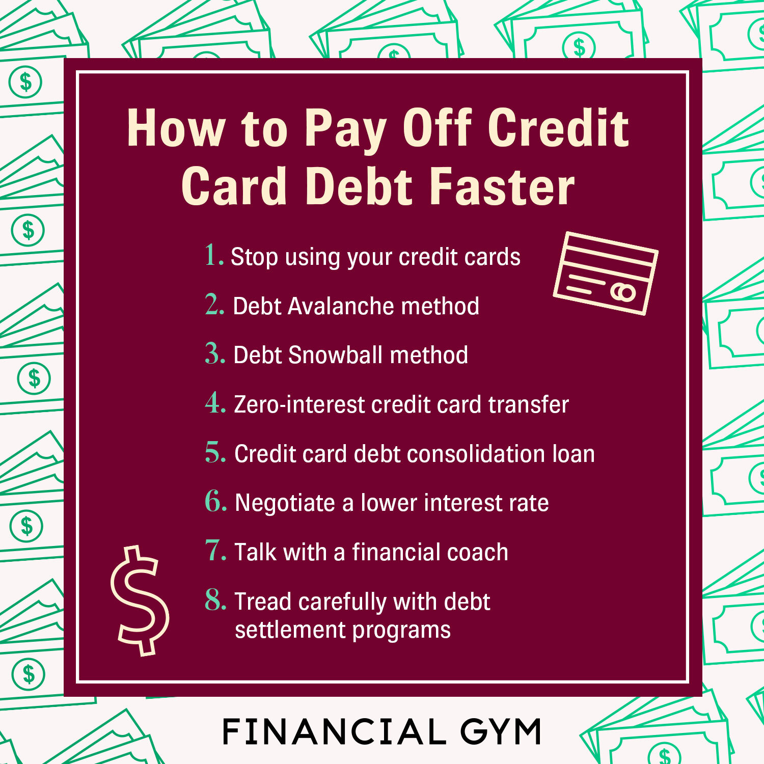 How to Pay Off Credit Card Debt Faster