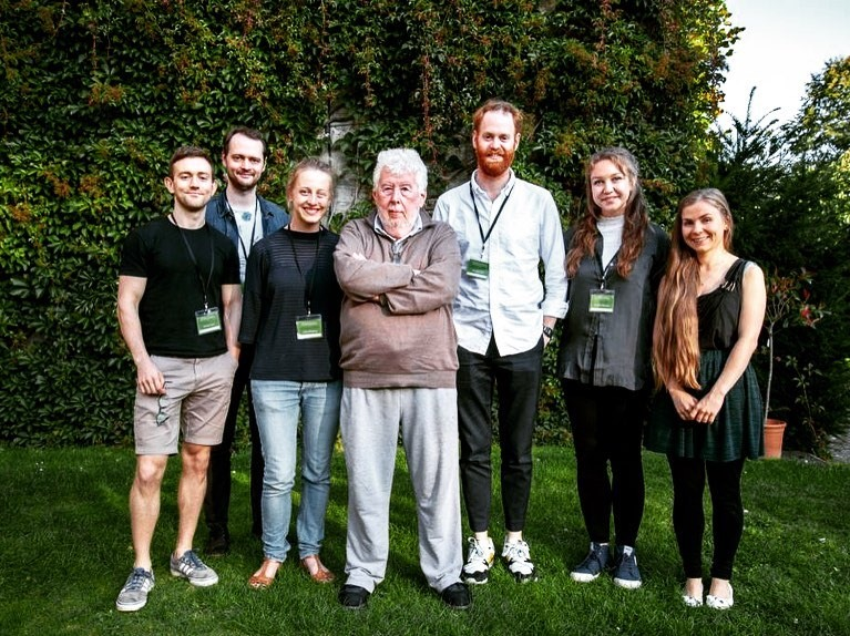 Composers from the Advanced Composition Course with Sir Harrison Birtwistle